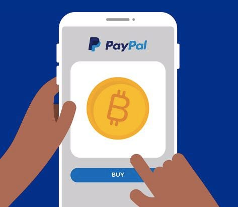 PayPal launches its cryptocurrency service in the UK #DaNews